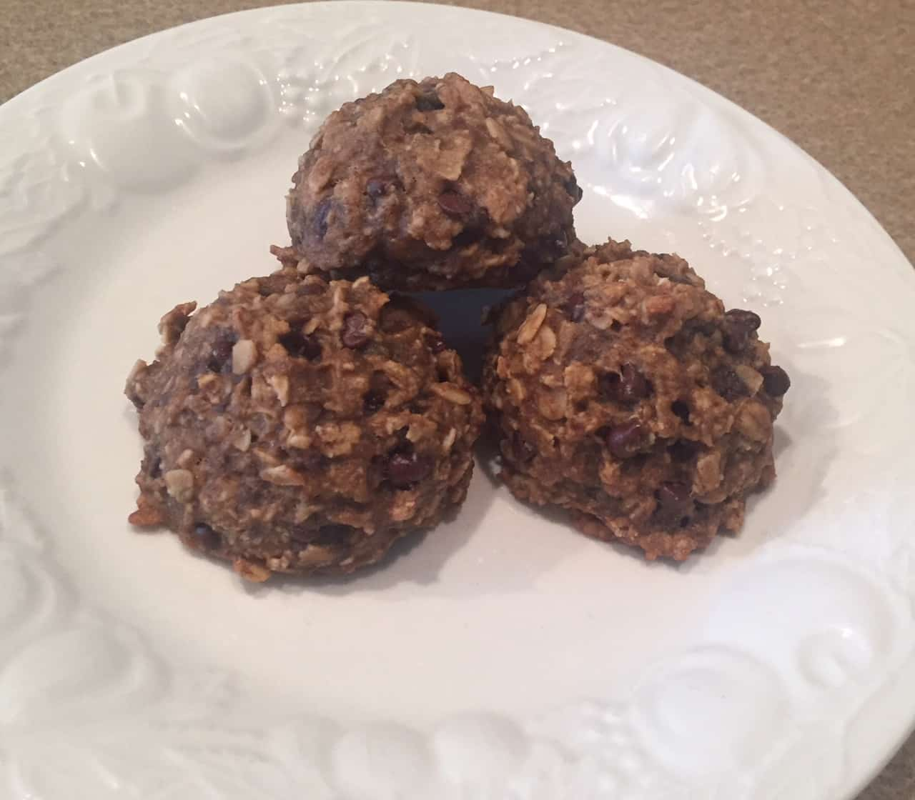 Healthy Lactation Cookies